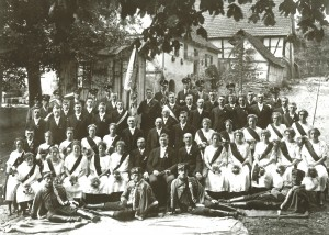 50 Jähriges Bild 16.5.1926