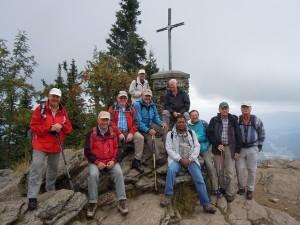 Wanderung 172  3-tägig bayerischer Wald 144