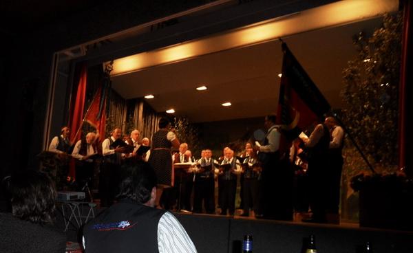 Männerchor Diessbach mit Liederkranz